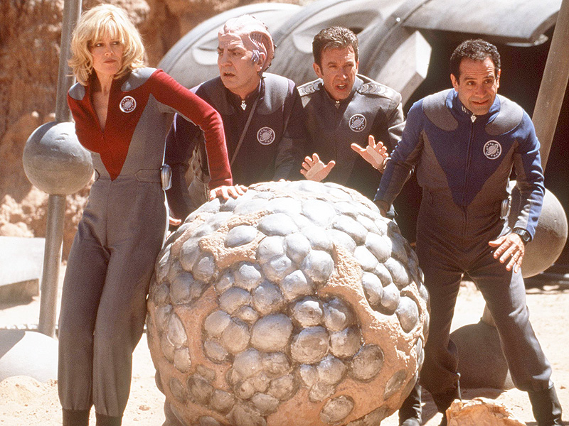 Galaxy Quest TV Series Will Be On Amazon