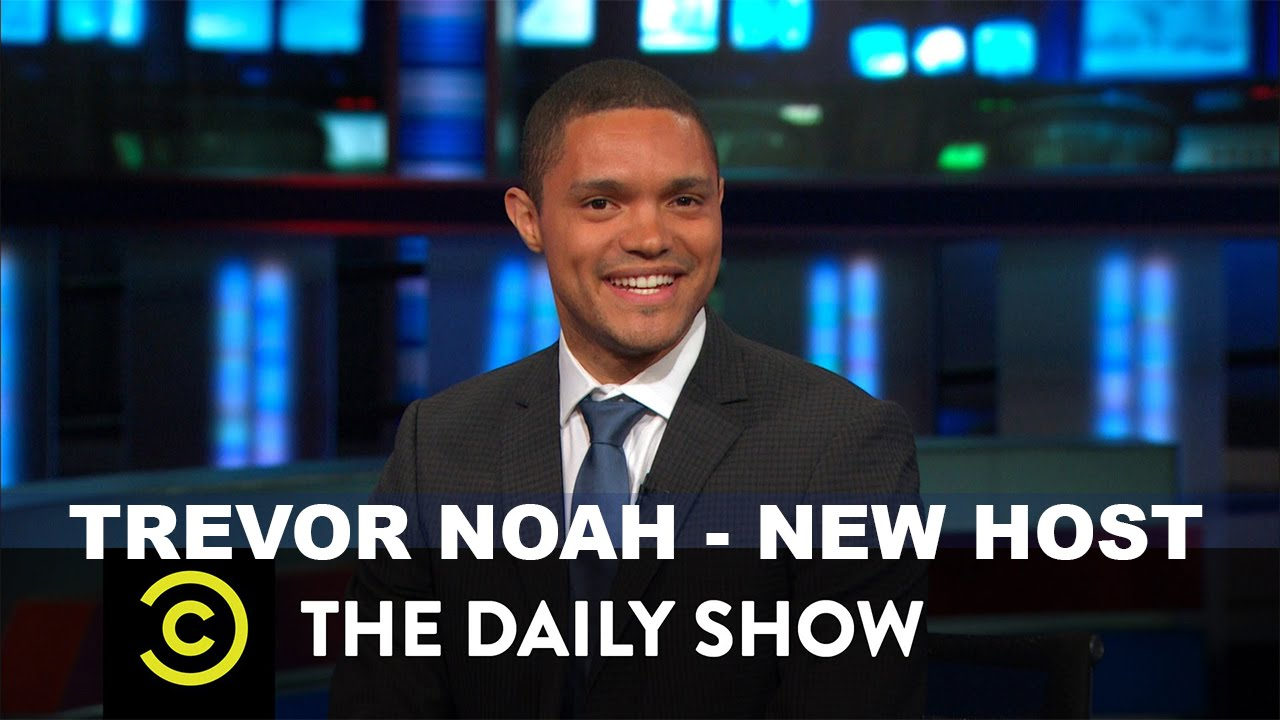 the daily show with trevor noah series comedy central 25