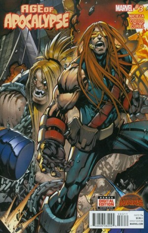 AGE of APOCALYPSE #3 review spoilers 1