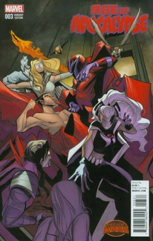 AGE of APOCALYPSE #3 review spoilers 2
