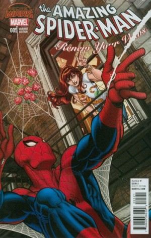 AMAZING SPIDER-MAN -- RENEW YOUR VOWS #5 review spoilers 2