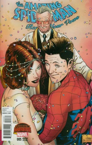 AMAZING SPIDER-MAN -- RENEW YOUR VOWS #5 review spoilers 5