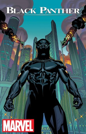All- New All-Diffrent Marvel Comics January 2016 Black Panther #1