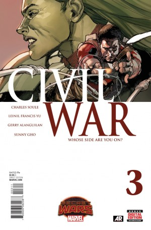 CIVIL WAR #3 review spoilers 1
