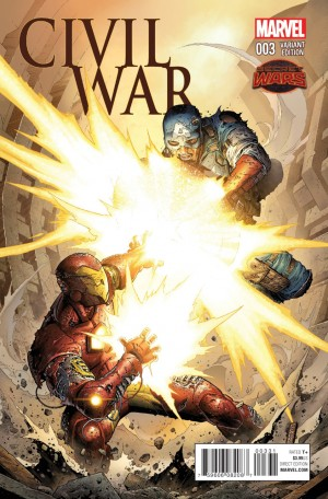 CIVIL WAR #3 review spoilers 2
