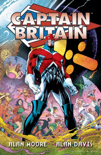 Captain Britain Classic Marvel