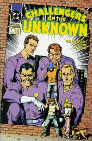 Challengers of The Unknown Must Die 1