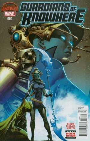 GUARDIANS of KNOWHERE #4 review spoilers 1