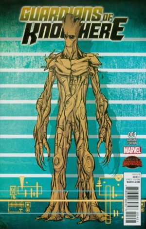 GUARDIANS of KNOWHERE #4 review spoilers 2
