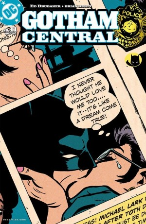 Gotham Central 11