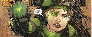 JUSTICE LEAGUE #44 Power Ring becomes fearless