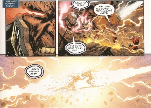 JUSTICE LEAGUE #44 captured in a Flash