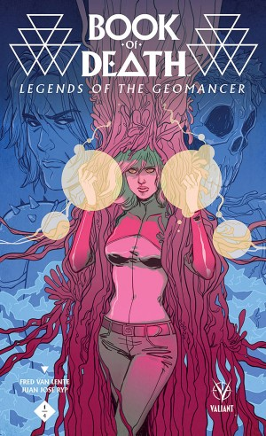Legends of the Geomancer #1