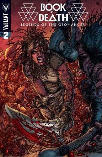 Legends of the Geomancer #2