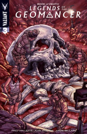 Legends of the Geomancer #3