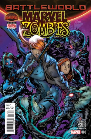 MARVEL ZOMBIES #3 review spoilers 1