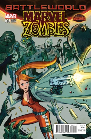 MARVEL ZOMBIES #3 review spoilers 2