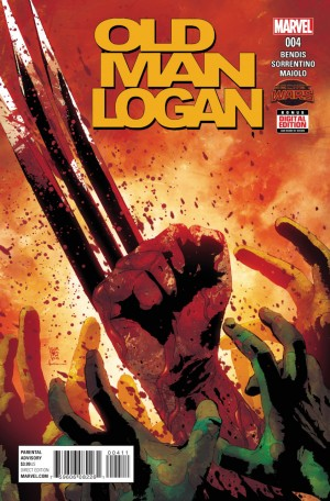 OLD MAN LOGAN #4 review spoilers 1