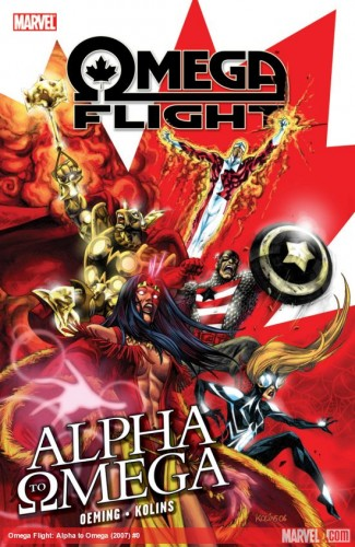 Omega Flight #0 Alpha to Omega