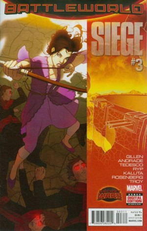 SIEGE #3 review spoilers 1
