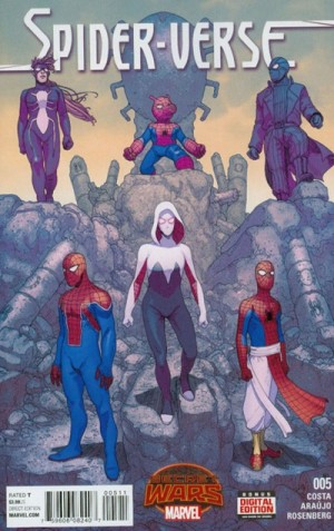SPIDER-VERSE #5 review spoilers 1