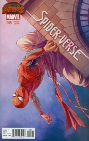 SPIDER-VERSE #5 review spoilers 2