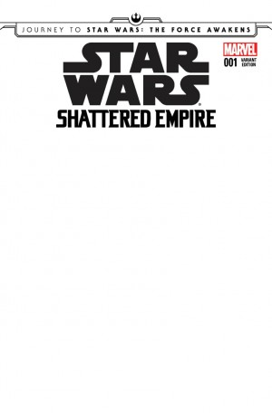STAR WARS - SHATTERED EMPIRE #1 review spoilers 3