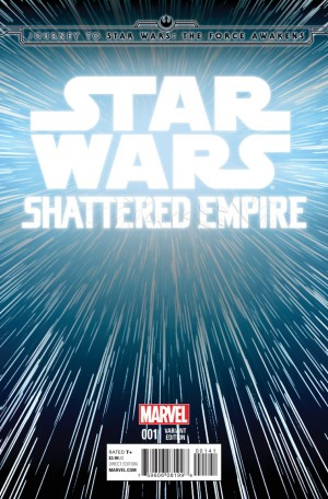STAR WARS - SHATTERED EMPIRE #1 review spoilers 4