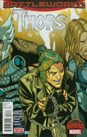 THORS #3 review spoilers 1