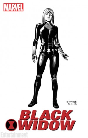 ANAD Black Widow Marvel 1B
