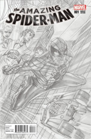 All-New All-Different Marvel Comics Amazing Spider-Man #1 Spoilers Preview 2