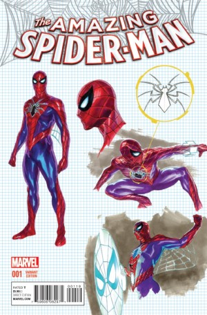 All-New All-Different Marvel Comics Amazing Spider-Man #1 Spoilers Preview 3