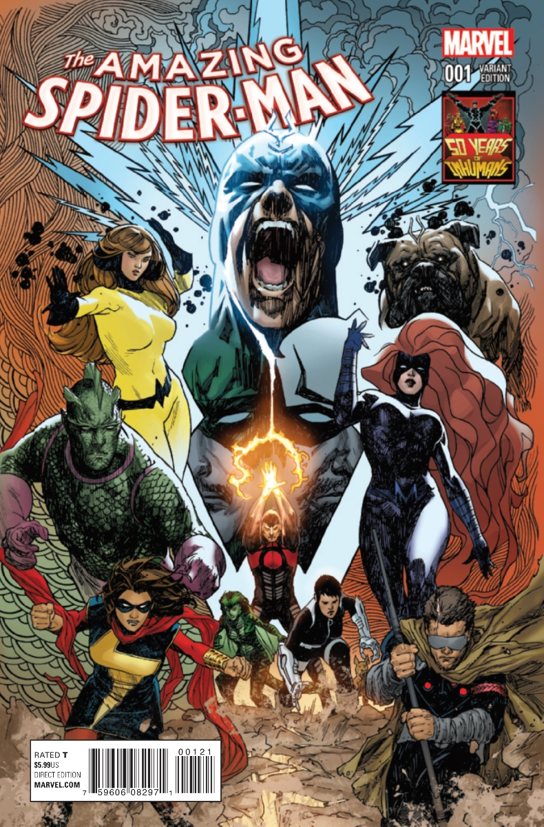 All New All Different Avengers Vol 1 2: Amazing Spider-Man #1 Spoilers Via All-New All-Different