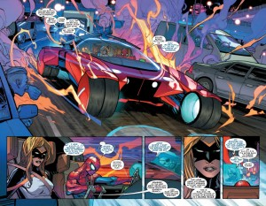 All-New All-Different Marvel Comics Amazing Spider-Man #1 Spoilers Preview B