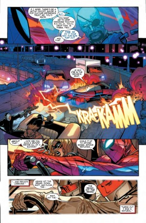 All-New All-Different Marvel Comics Amazing Spider-Man #1 Spoilers Preview C