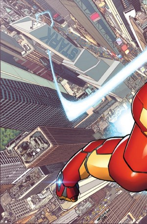 All-New All-Different Marvel Comics Invincible Iron Man #1 Spoilers Preview 1