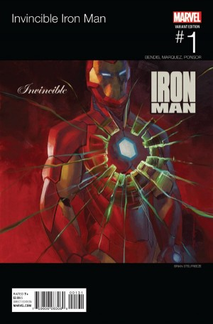All-New All-Different Marvel Comics Invincible Iron Man #1 Spoilers Preview 11