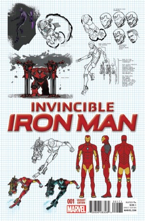 All-New All-Different Marvel Comics Invincible Iron Man #1 Spoilers Preview 15