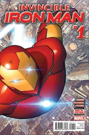 All-New All-Different Marvel Comics Invincible Iron Man #1 Spoilers Preview 2