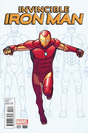 All-New All-Different Marvel Comics Invincible Iron Man #1 Spoilers Preview 3
