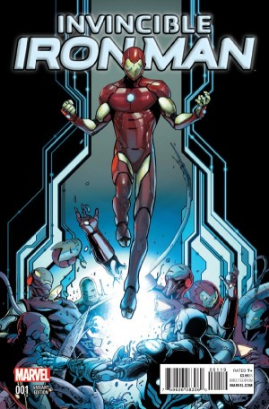 All-New All-Different Marvel Comics Invincible Iron Man #1 Spoilers Preview 5