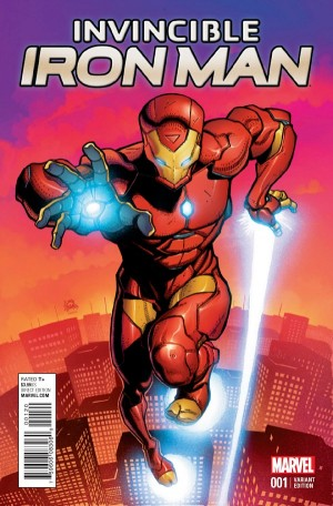 All-New All-Different Marvel Comics Invincible Iron Man #1 Spoilers Preview 6