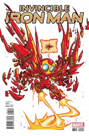 All-New All-Different Marvel Comics Invincible Iron Man #1 Spoilers Preview 7