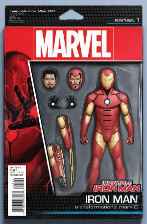 All-New All-Different Marvel Comics Invincible Iron Man #1 Spoilers Preview 8