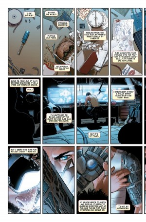 All-New All-Different Marvel Comics Invincible Iron Man #1 Spoilers Preview A