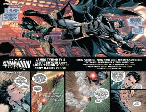 Batman and Robin Eternal #1 DC Comics Spoilers Preview 4