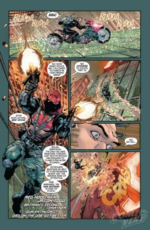 Batman and Robin Eternal #1 DC Comics Spoilers Preview 5