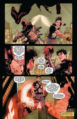 Batman and Robin Eternal #1 DC Comics Spoilers Preview 7