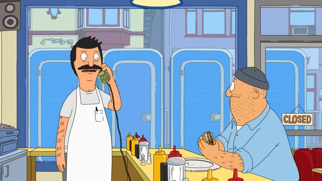 10 Thoughts On Bob S Burgers The Land Ship Inside Pulse