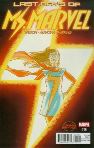Ms. MARVEL #19 review spoilers 1